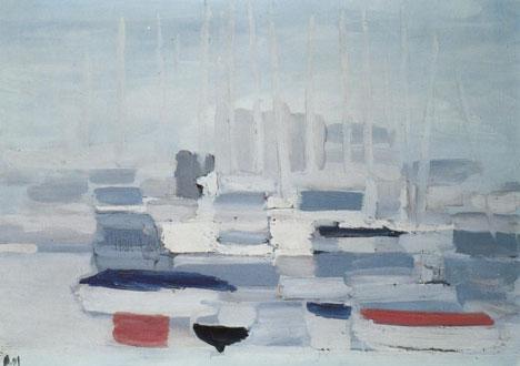 Stael-barques-dans-le-port-1955-08